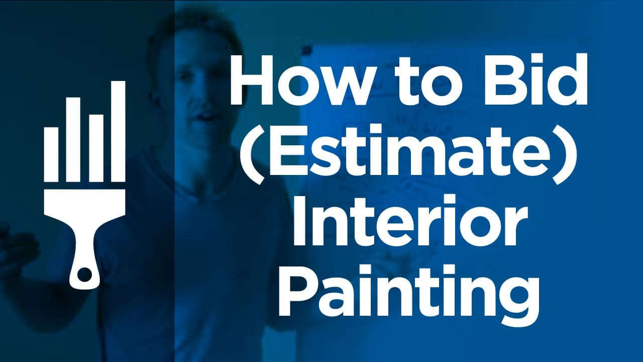 how to estimate the cost of interior house painting painting. Black Bedroom Furniture Sets. Home Design Ideas