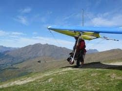 eric barstow hang gliding