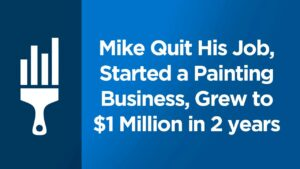 painting business grew