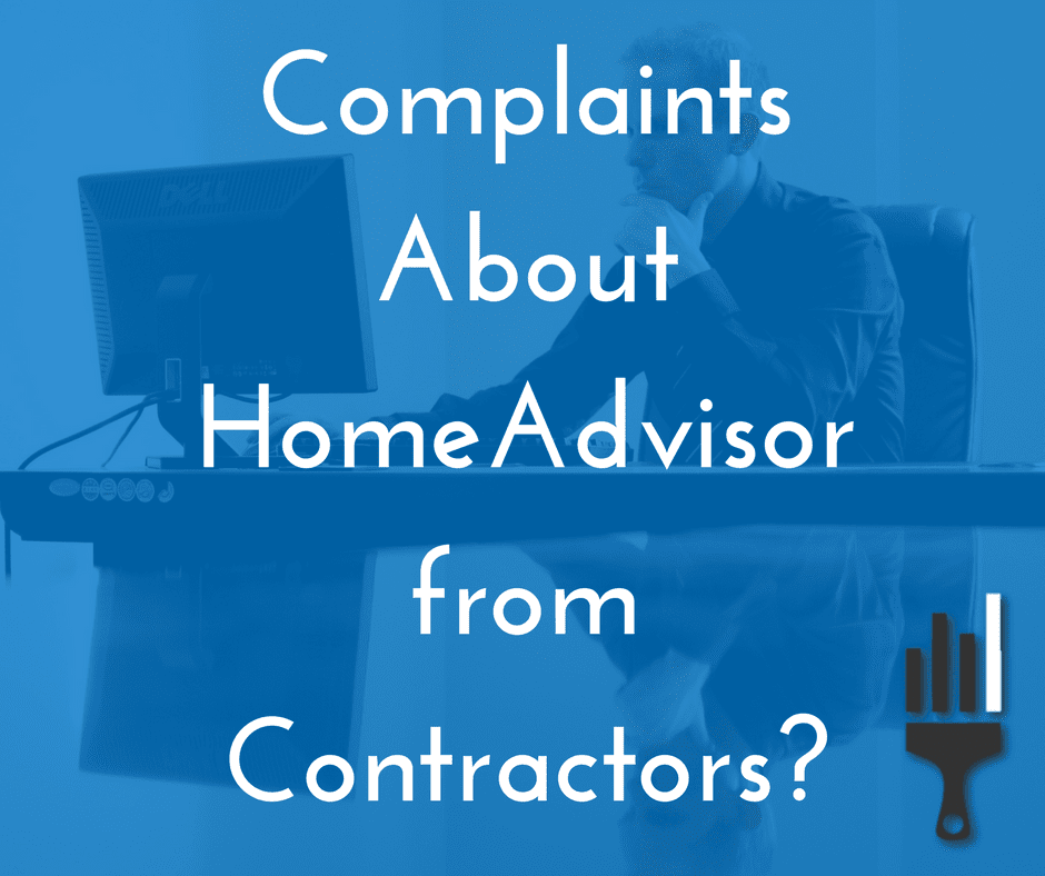 Homeadvisor Pro Reviews And Complaints Painting Business Pro