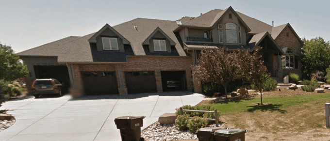 House example 4