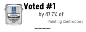 Best Exterior Stucco Paint, Sherwin Wililams: Loxon