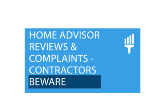 Home Advisor Reviews painting business
