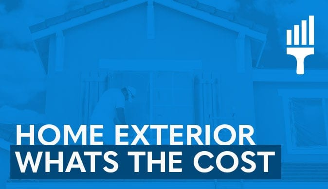 Estimating a House Exterior