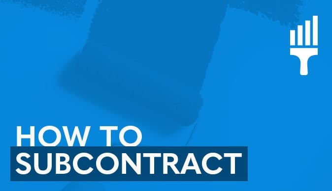 How to Subcontract Work