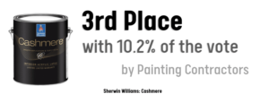 SW Cashmere - Best Interior Paint